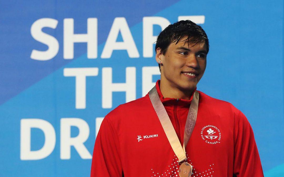 Nadador olímpico sai do armário e reflete sobre a importância disso até pelo esporte