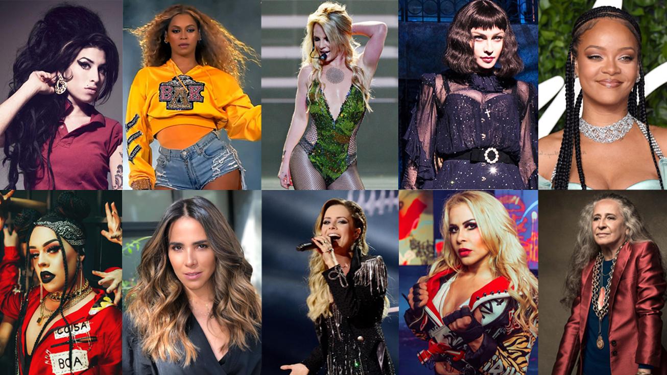 Just be a queen: dos mais diversos estilos, cantoras inspiram a comunidade LGBTI+